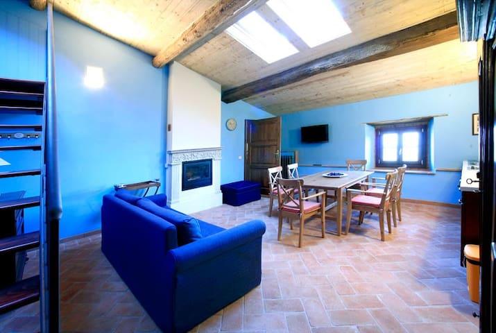 Appartamento Azzurro - Sticciano - Pis