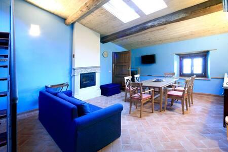 Appartamento Azzurro - Sticciano