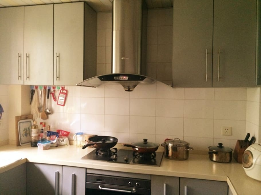 公用的厨房