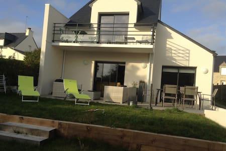 Maison récente à 300 m de la plage - Saint-Gildas-de-Rhuys