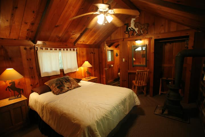 1 Bedroom Cabin at Coffee Creek Ranch