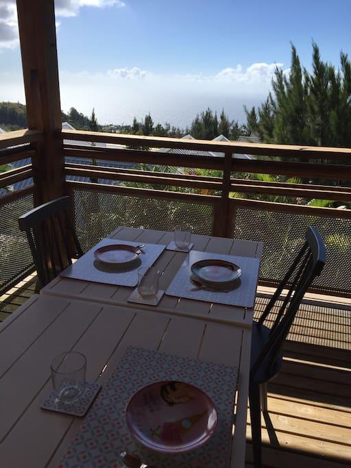 De quoi déjeuner, diner dehors...
