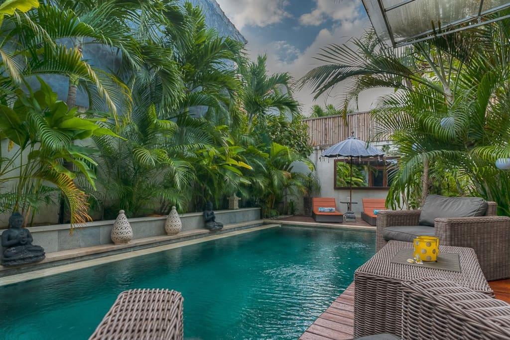 Amazing 2 bedrooms villa,Bali Dream