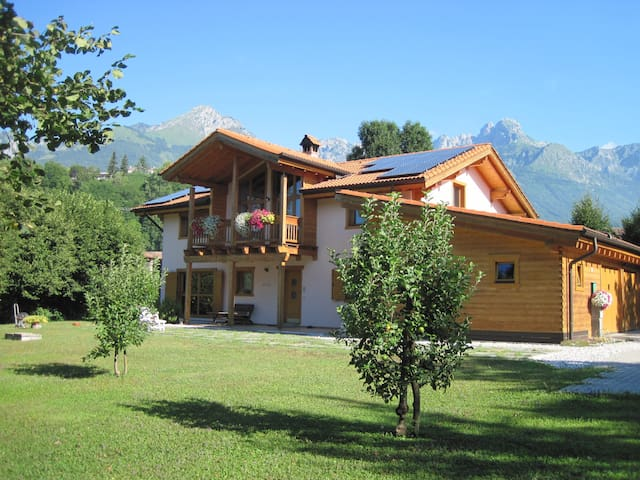 B&B Terra e Nubi - Santa Giustina - Bed & Breakfast