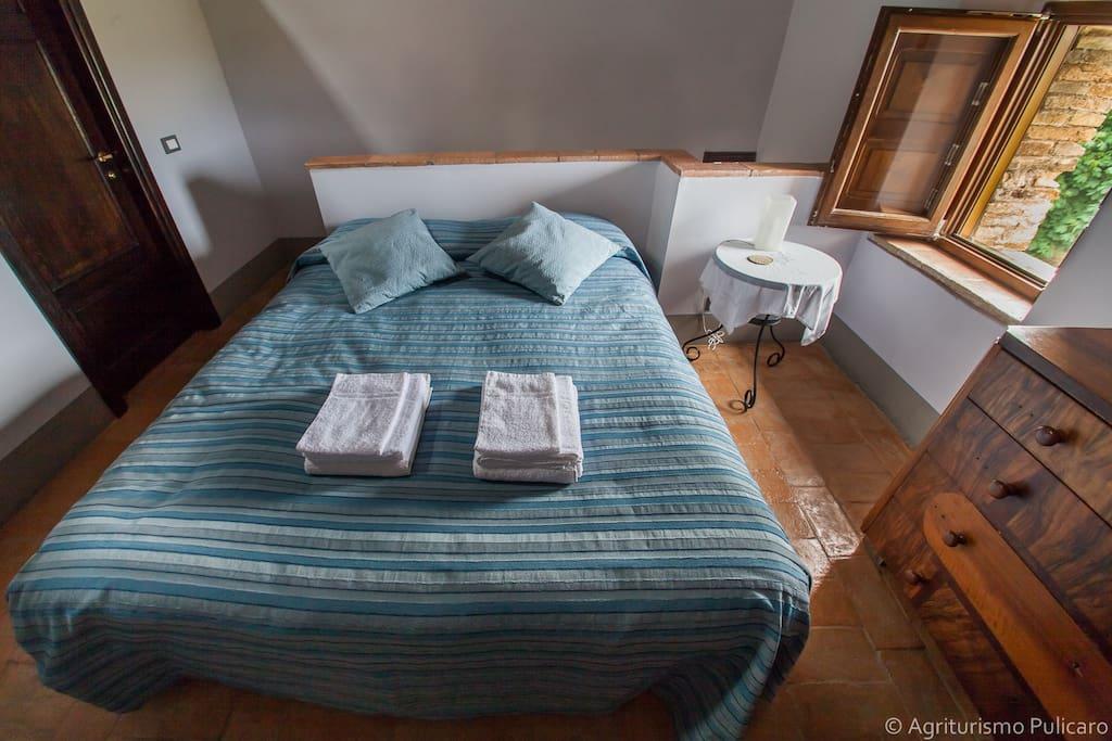 Appartamento La Torretta all'Agriturismo Pulicaro