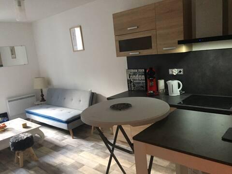 Appartement gerenoveerd.