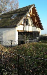 jolie grange bourguignonne avec piscine au calme - Saint-Maurice-le-Vieil - Maison