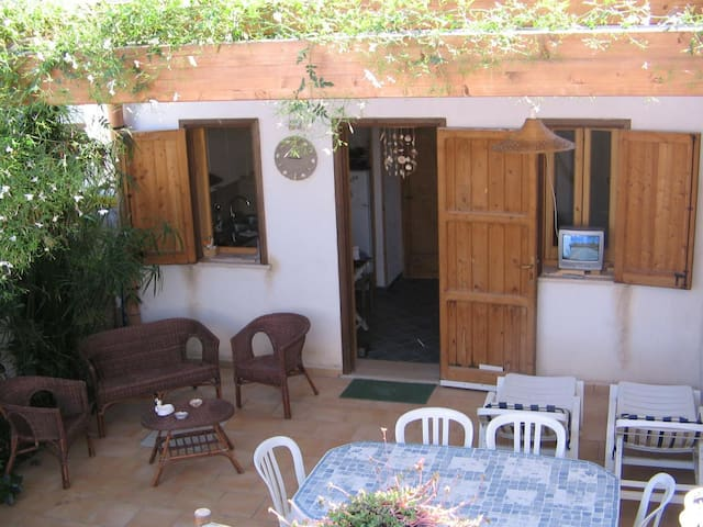 Studio flat on the beach inMarsala
