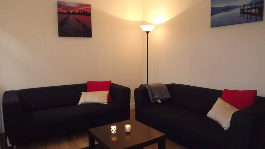 Private Double bed room in the town centre - Dublin - Wohnung