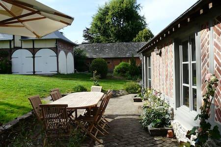 Maison normande de charme  - Sigy-en-Bray