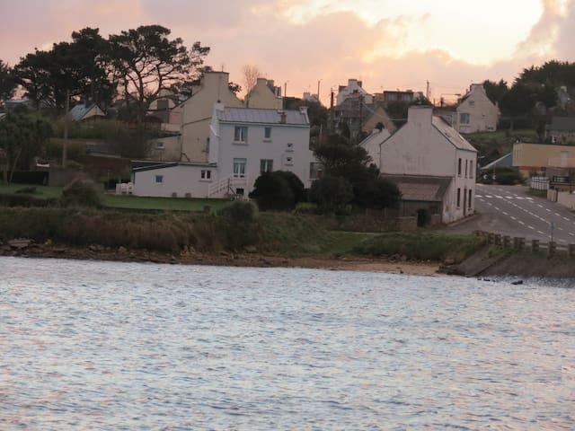 Maison de vacances en bord de mer - Landéda - Huis