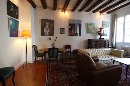 Loches Val Loire Bed and Breakfast - Loches - Wohnung