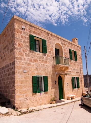 Villa Manikata is a traditional maltese styled house.