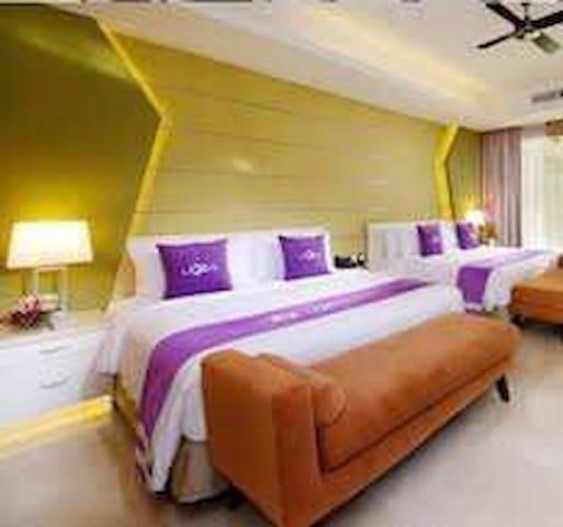 LEXIS HIBISCUS PD - Premium pool villa