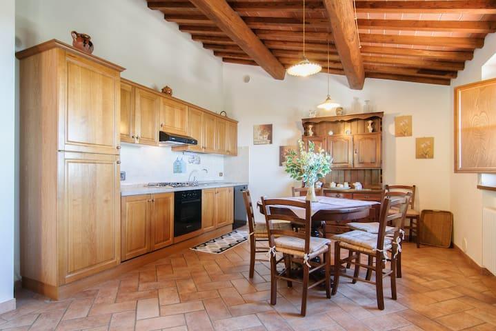 Kitchen area first floor