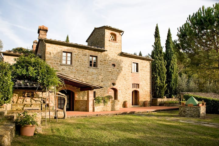 Mulinmaria, charming independent villa in Tuscany