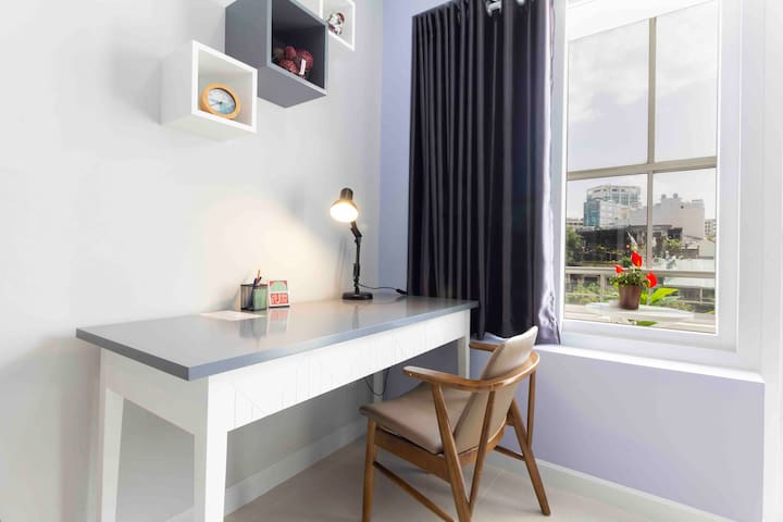 convenient Apartment at Nguyen Hue Walking Street