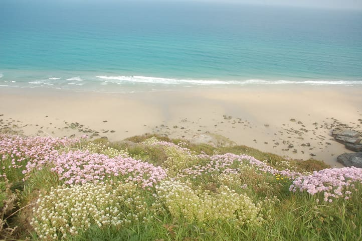 The Little Chalet by the Sea, Porthtowan - Porthtowan - Xalet