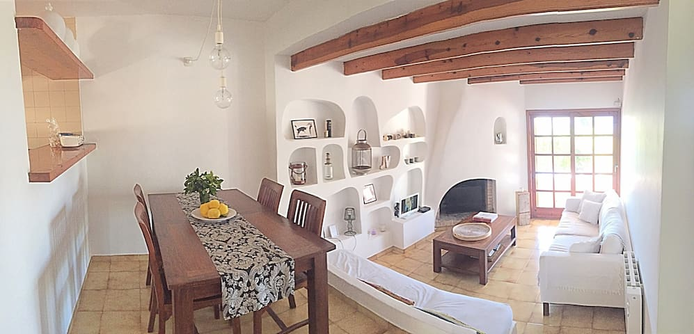 Fantastico apartamento en Talamanca - Cap Martinet - Apartemen