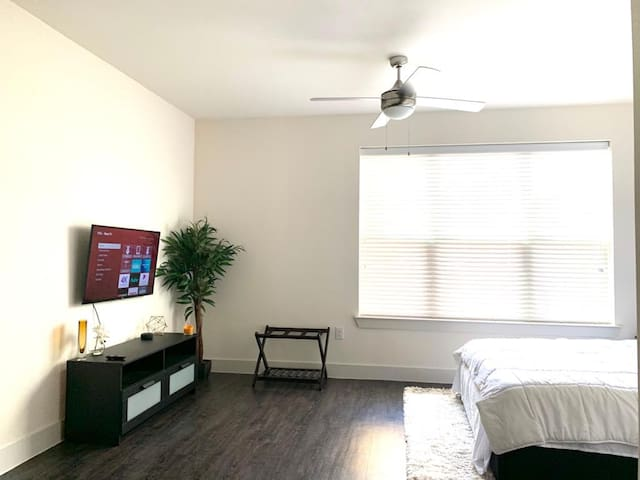 Luxurious Austin Studio