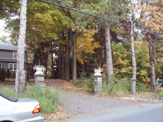 Villa Belvedere  Beacon New York