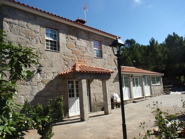 Quinta da Eira - Rustic Property - São Martinho de Anta - Villa