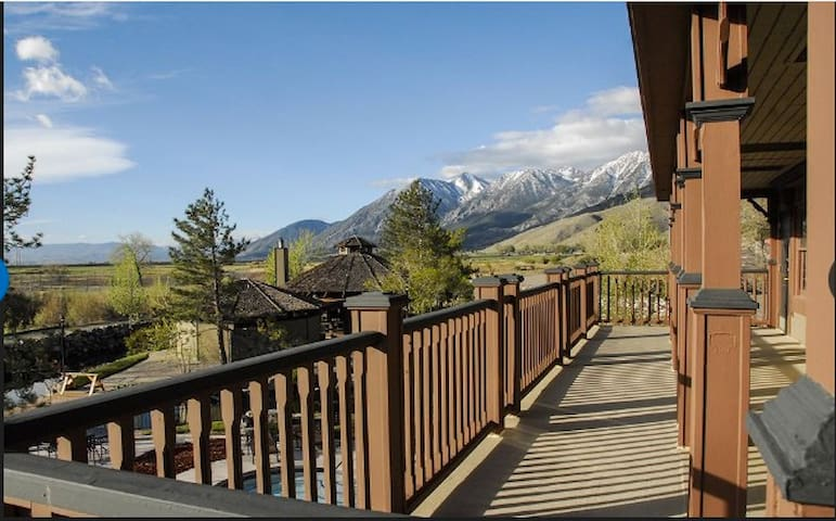 1BR Condo at David Walleys Hot Springs & Spa