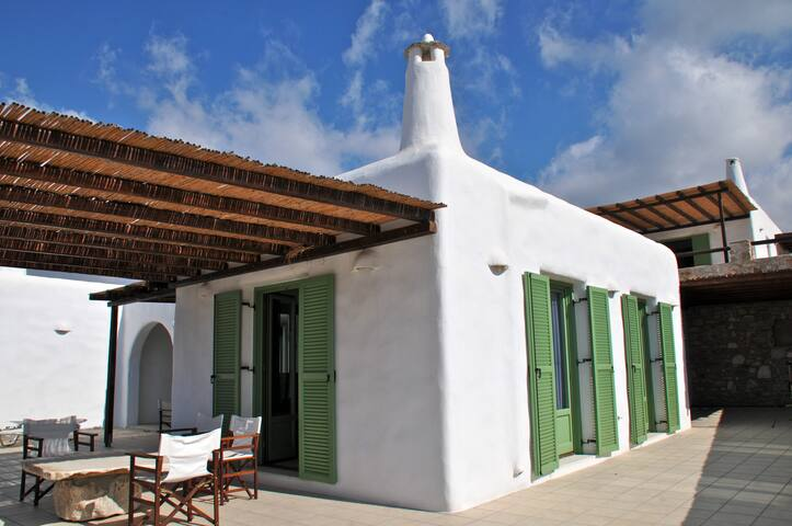 2bdroom villa in Paros/Amazing View - Pounta