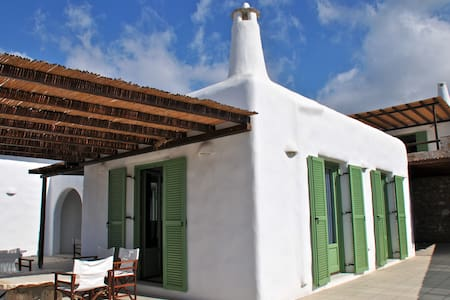 2bdroom villa in Paros/Amazing View - Pounta - Dům