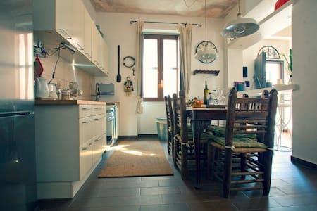 B&B CASA DEL CUORE APP. USO ESCLUS. - Reggio Calabria - Apartamento