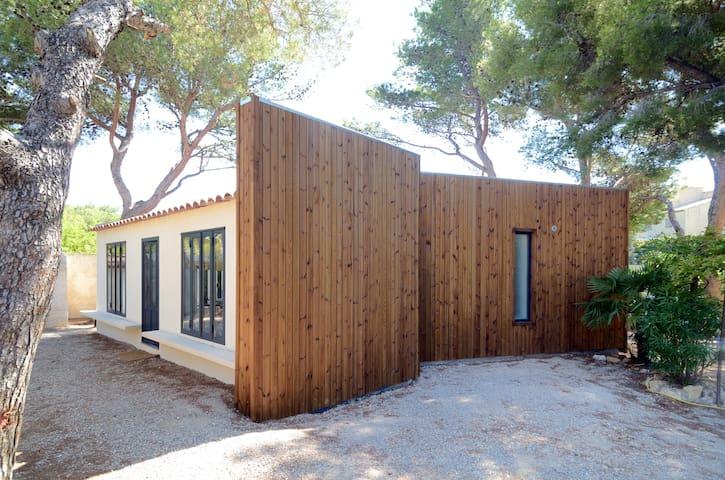 Belle petite maison de bord de mer - Carry-le-Rouet - Haus