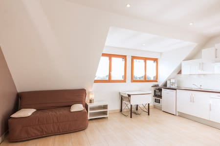 Sunny apartment presqu'ile Rhuys - Lägenhet