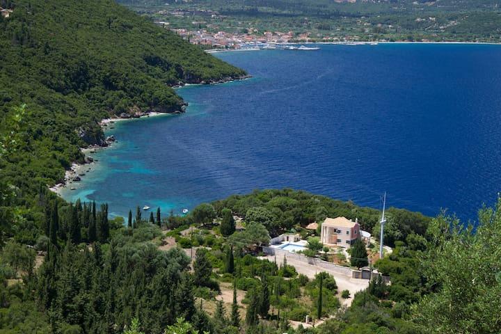 Ionian Queen Villa at Sami Cephalonia