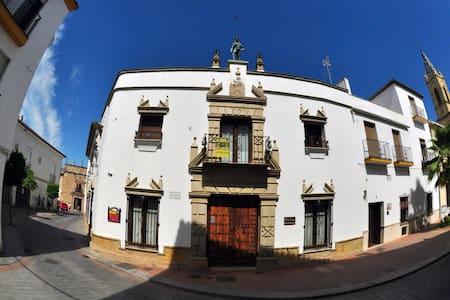 PALACIO SIRVENTE DE  MIERES - Andújar - Lejlighed