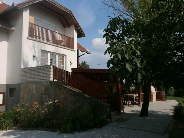Wohnung zwischen Balaton und Hévíz