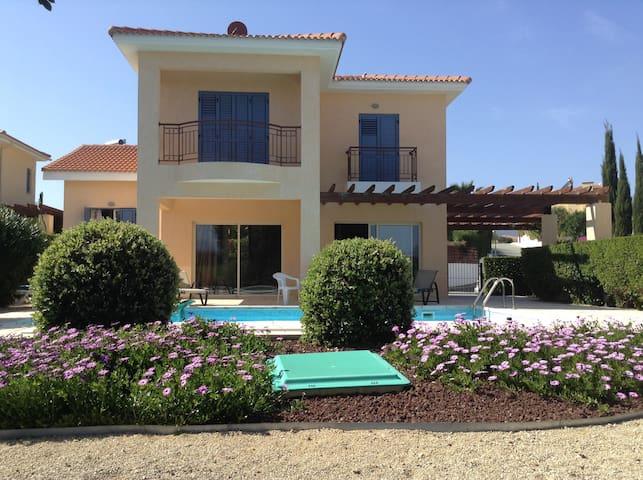 Beautiful sea front villa, Lachi - Poli Crysochous - บ้าน