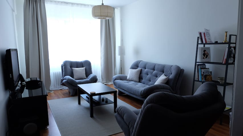 Very cosy flat in central Ortaköy - Beşiktaş
