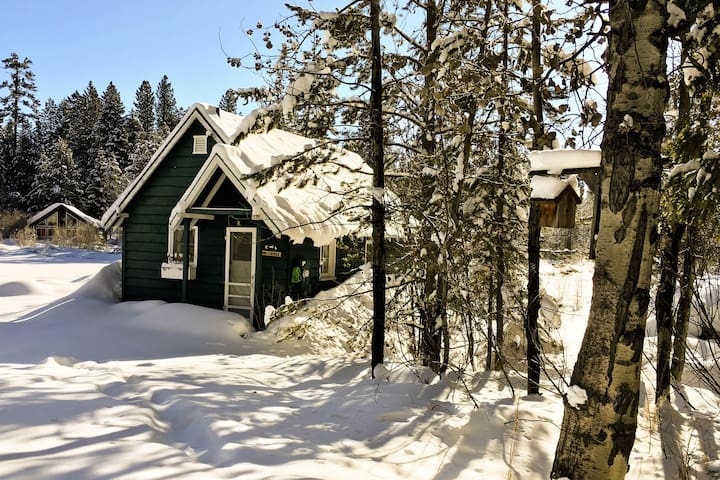 Enchanting dog-friendly cottage surrounded by picturesque meadows
