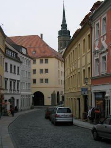 Zimmer Möbliert  in Bautzen  Altstadt Übernachtung - Bautzen - Apartament