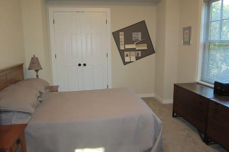 Private Bedroom with Shared Bath