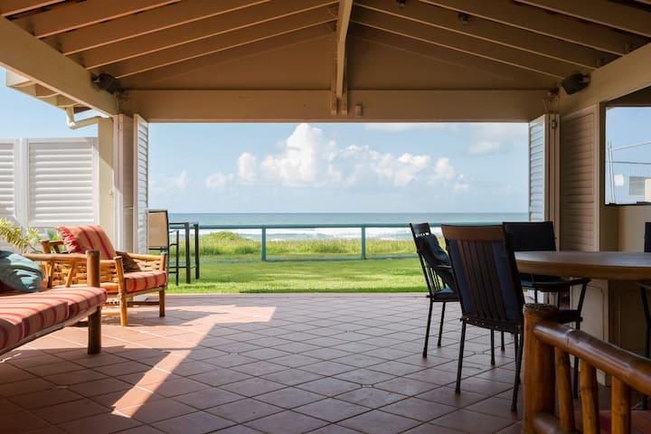 Luxury Beach house beachfront! - Mermaid Beach