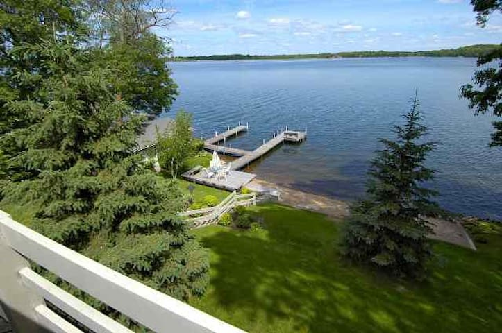 New Listing! Spacious retreat on Gull Lake - Brainerd