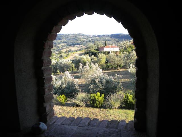 La Casina delle Ginepraie - Tuscany