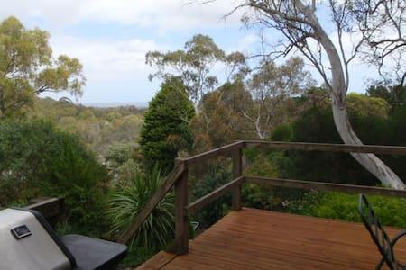 Magic City Views from Hill Location - Tea Tree Gully