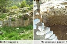 Μπελιχρηνιάσα - Μυκιναικός Τάφος