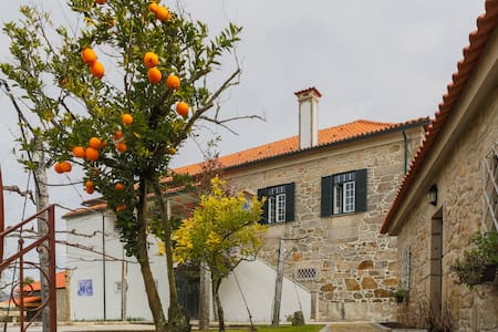 Giestal House - Campo e Golf- Aborim Barcelos