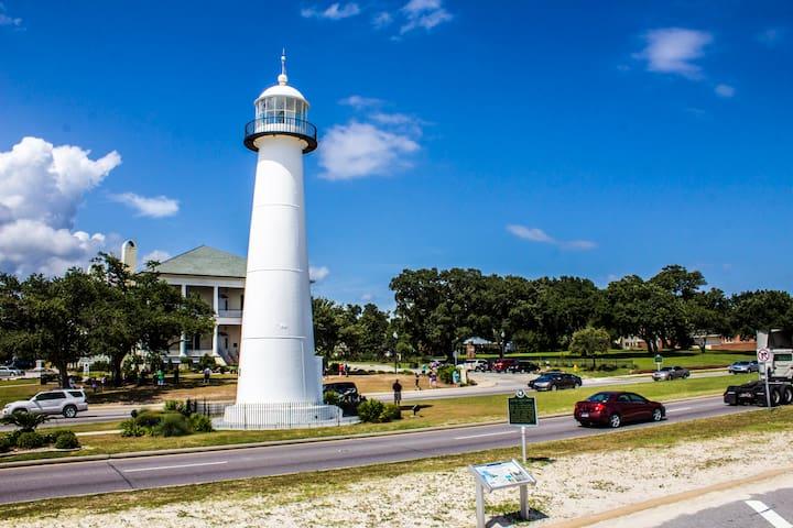 Beach Haven on the Gulf Coast