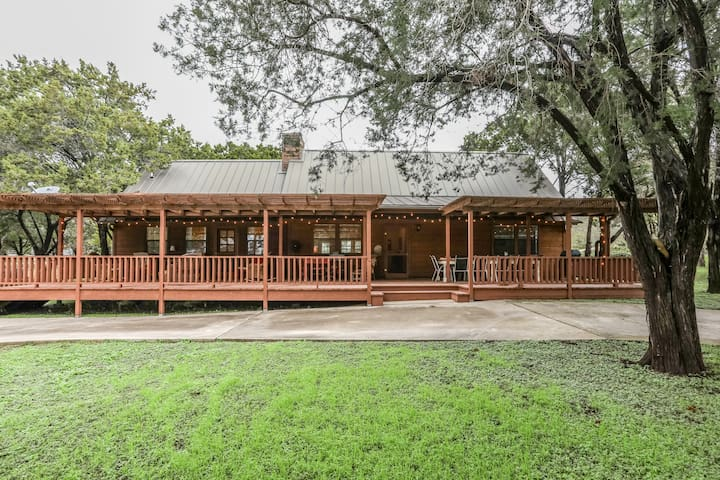 Farr Side, Lake Travis Hill Country Retreat - Marble Falls - Andere