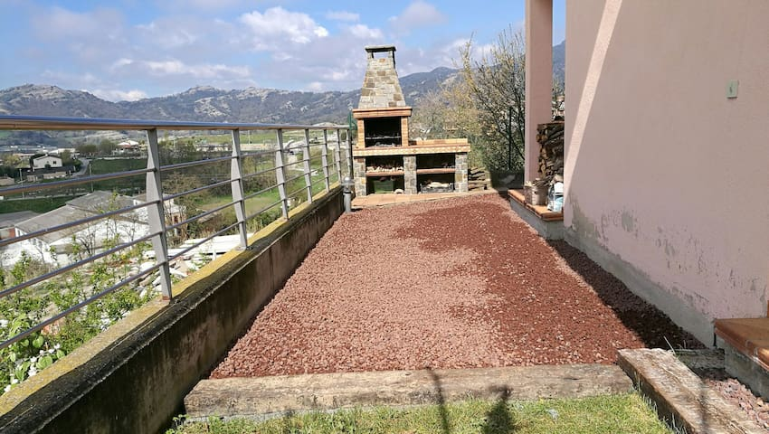 Casa amb bones vistes - San Pedro de Torelló - Dům
