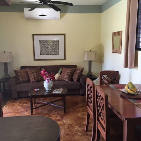CASA ROYALE - ONE BEDROOM SUITE ON CANAL - Corozal - Daire